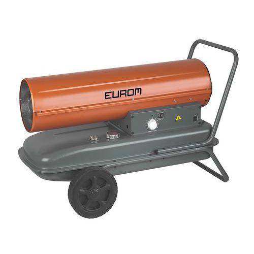 Aquecimento a  combustível – Fireball 20kW e 37kW – Eurom