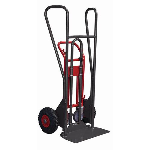 Porta-cargas ergonómico com pega para eletrodomésticos – 350kg
