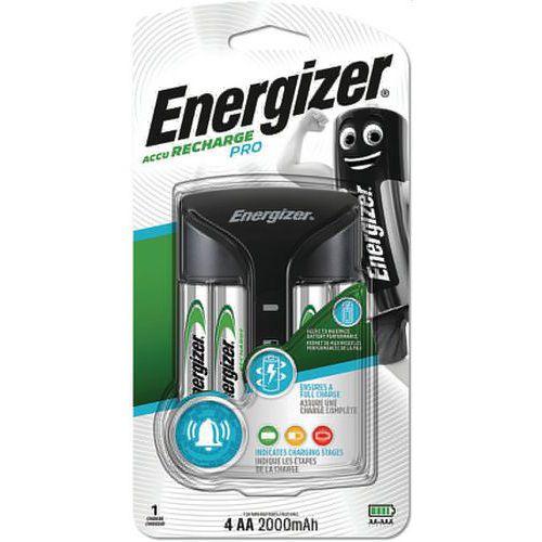 Carregador de pilhas Pro – AA e AAA – Energizer