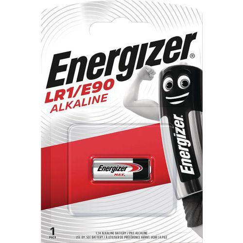 Pilha alcalina multifunções – E90 – Energizer