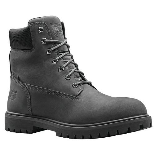 Calçado de segurança ICONIC Work Boot S3 HRO SRC WR – Timberland Pro
