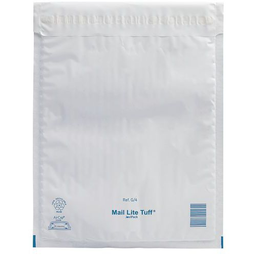 Envelopes almofadados com plástico de bolhas – 240 x 330mm