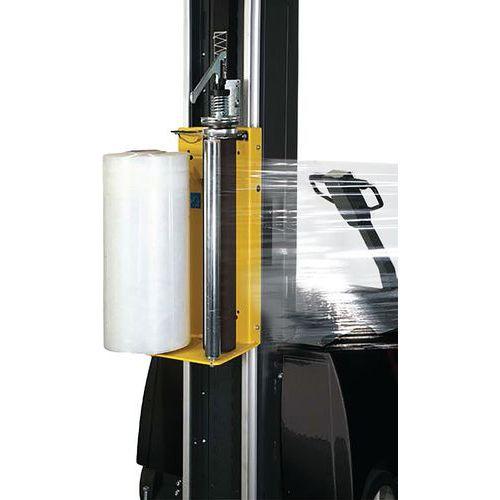 Robô de aplicação de filme com travão mecânico – Siat