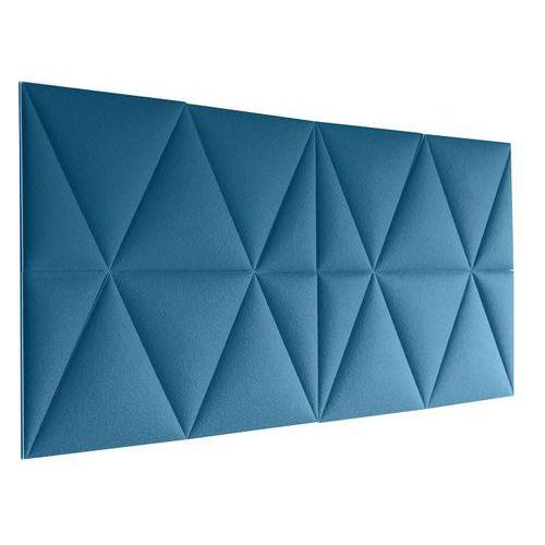 Painel acústico magnético em kit triangular – Hoyez