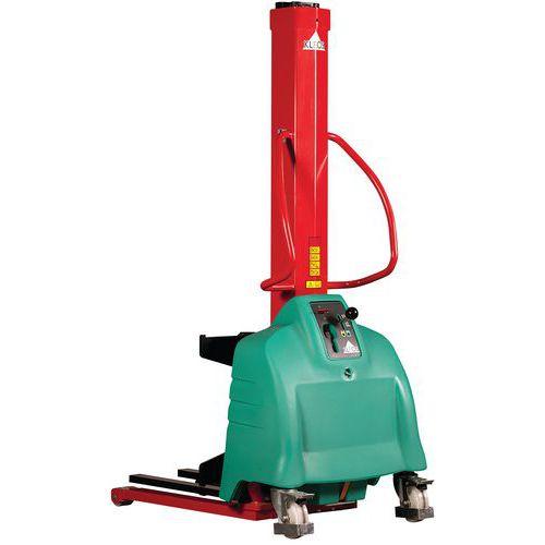Empilhador semielétrico ergonómico – capacidade de 250kg