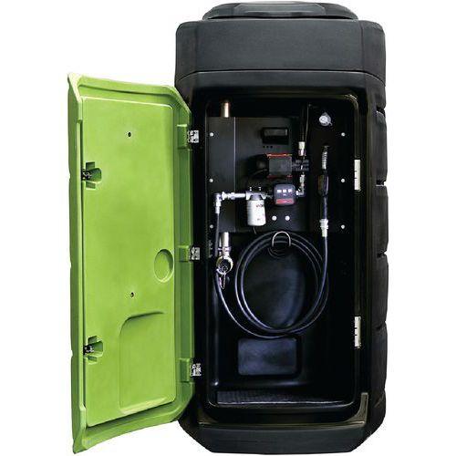 Cisterna de parede dupla – 1500L a 5000L – Pressol