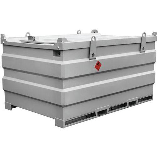 Cisterna de aço de parede dupla – 3000L – Pressol