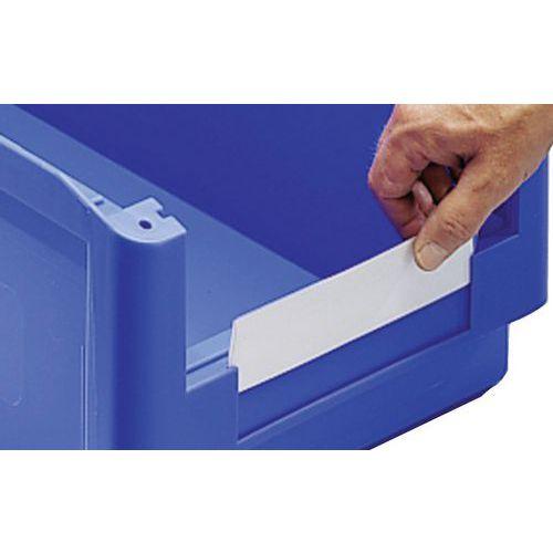 Protetor de etiquetas para caixa de bico da série SK – 0,8L a 36L – conjunto de 50 – Bito