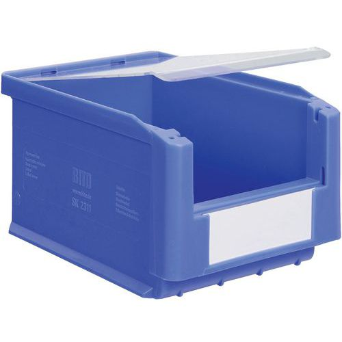 Tampa antipoeira para caixa de bico da série SK – 3L a 24L – conjunto de 10 – Bito