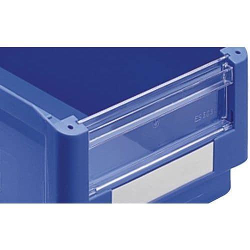 Viseira para caixa de bico da série SK – 0,8L a 36L – conjunto de 10
