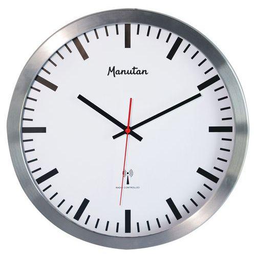 Relógio de parede radiocomandado - Manutan