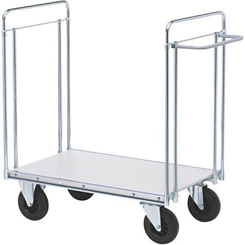 Carro de plataforma – capacidade de 500kg