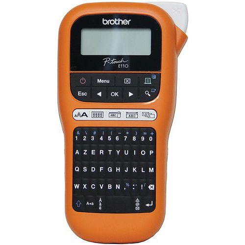 Etiquetadora profissional P-Touch PT-E110 Brother