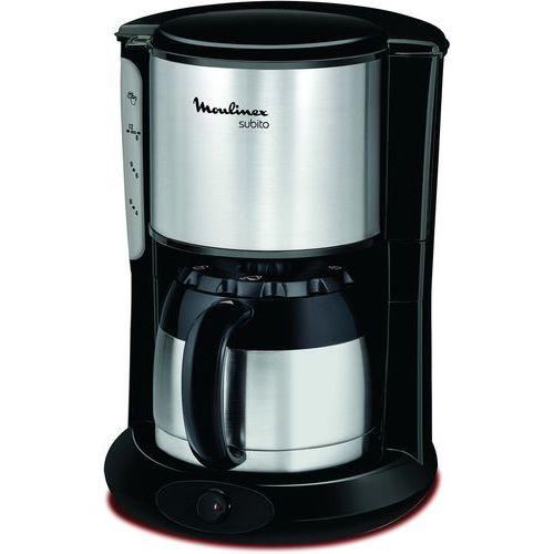 Cafeteira com filtro isotérmico para 8-12 chávenas – Moulinex
