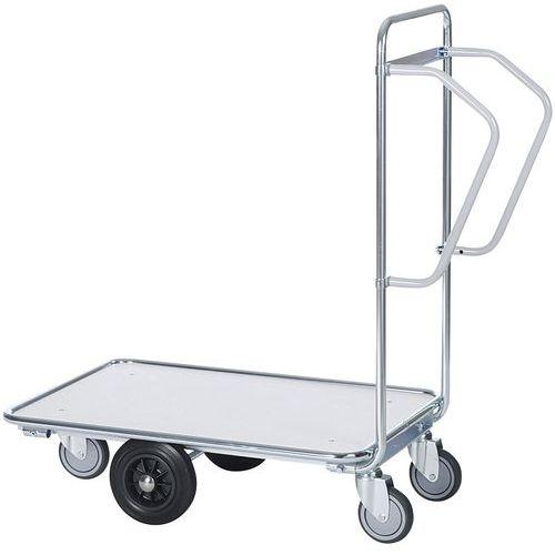 Carro de plataforma com pegas verticais – capacidade de 300kg