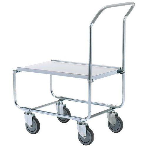 Carro de plataforma elevada – capacidade de 100kg