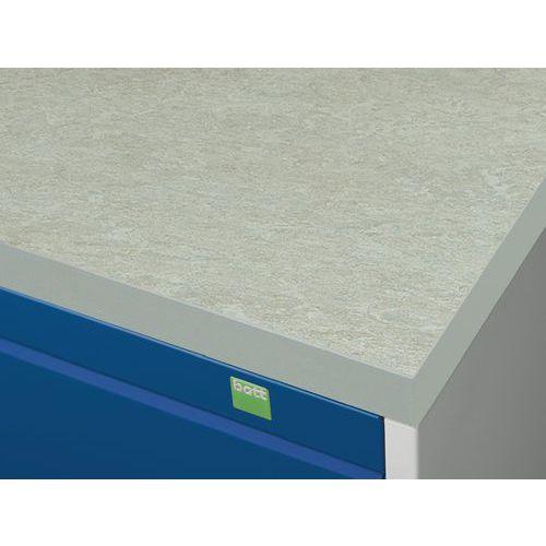 Tampo de trabalho Cubio Pl-6740 Lino - BOTT