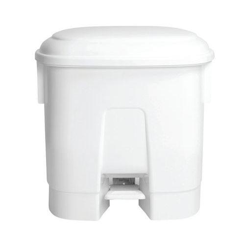 Caixote de lixo com pedal DERBY - 30 l -TTS