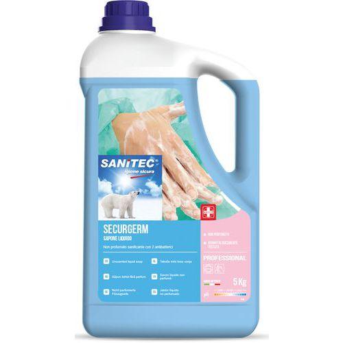 Sabão líquido com 2 princípios antibacterianos – 5kg
