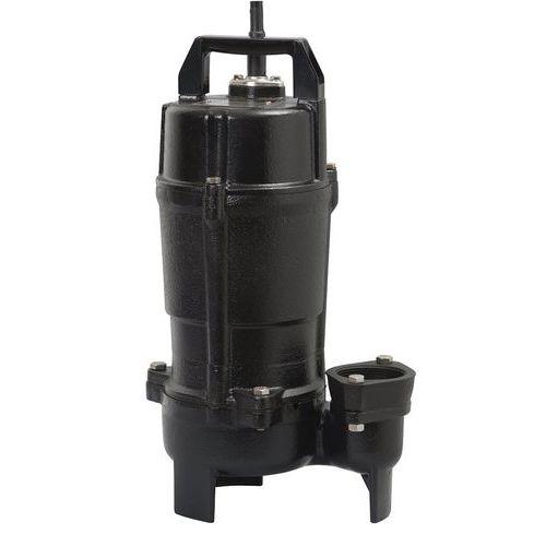 Bomba de esgoto com sonda, para águas residuais