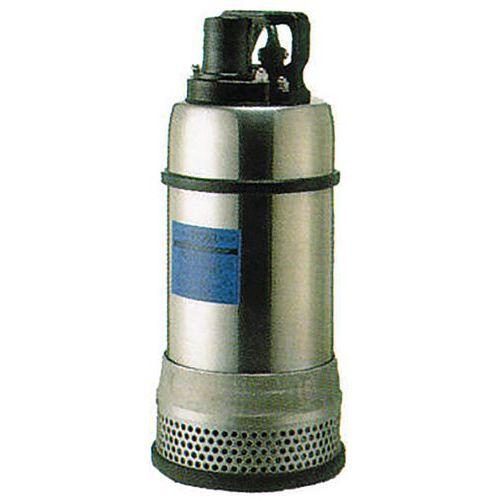 Bomba de esgoto em inox para líquidos corrosivos ou alimentares 50SQ2.4S