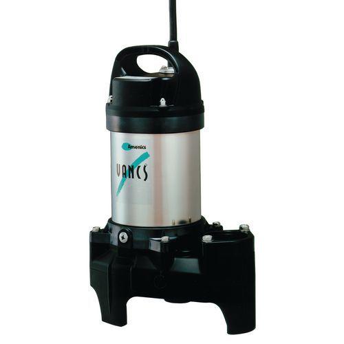 Bomba esg. em titânio p/ água salgada ou líquidos corrosivos