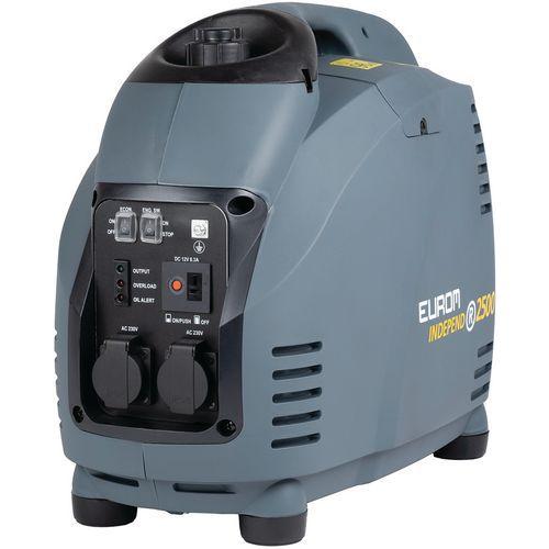 Grupo eletrogéneo a gasolina Independ-2500