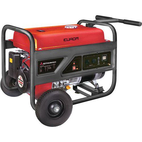 Grupo eletrogéneo a gasolina MM5500