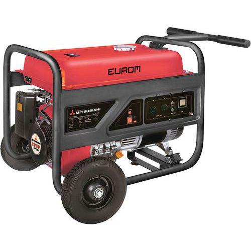 Grupo eletrogéneo a gasolina MM6500