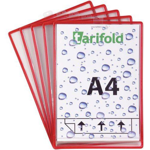 Bolsa de proteção anti-humidade A4 com asa Drypockets – Tarifold