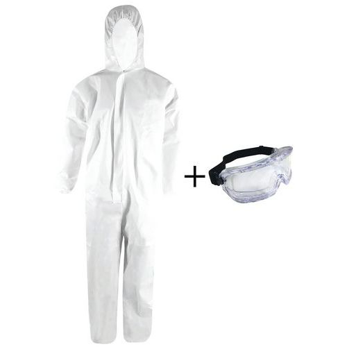 Kit de proteção individual