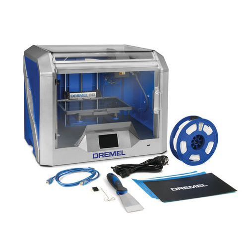 Impressora 3D40 com ecrã tátil e Wi-Fi – Dremel