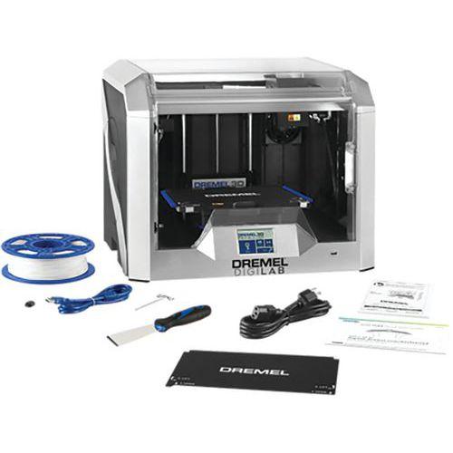 Impressora 3D40 Flex com plataforma de impressão, ecrã tátil e Wi-Fi – Dremel