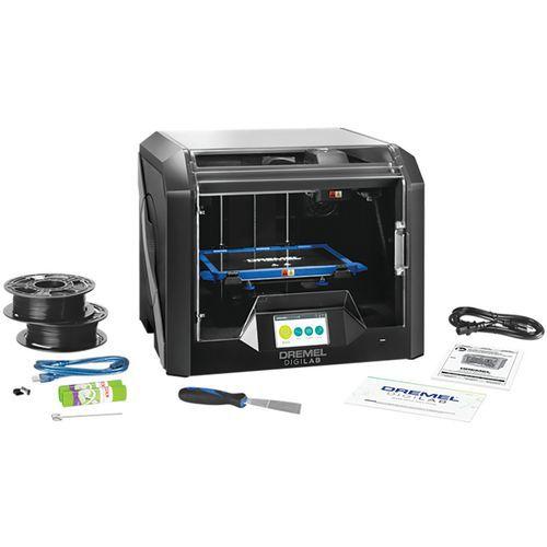 Impressora 3D45 com ecrã tátil, Wi-Fi e câmara HD – Dremel