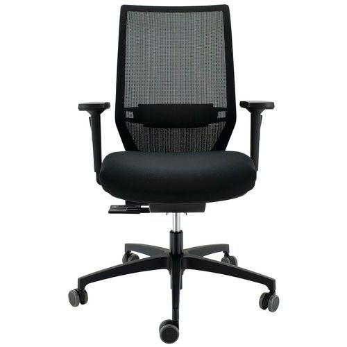 Cadeira de escritório ergonómica Shape Mesh 3855