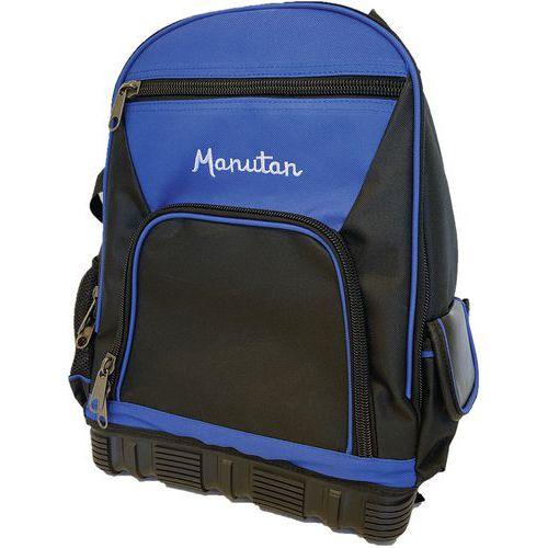 Mochila têxtil porta-ferramentas – Manutan
