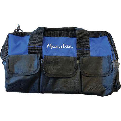 Saco de trabalho têxtil para ferramentas – Manutan