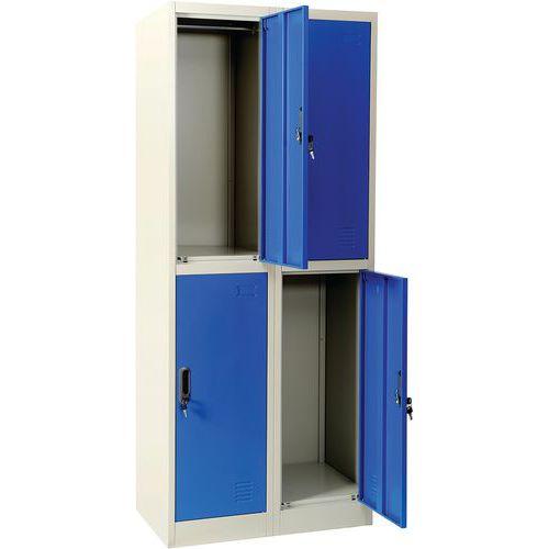Cacifo multicompartimentos azul – Manutan
