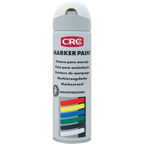 Aerossol para marcação temporária – Marker Paint – 650ml bruto – CRC