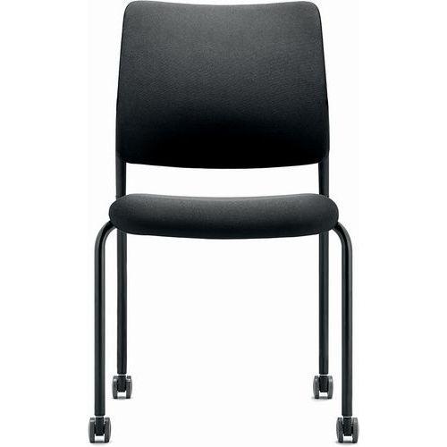 Cadeira de reuniões com rodízio To-Sync Meet 9258 – conj. de 4