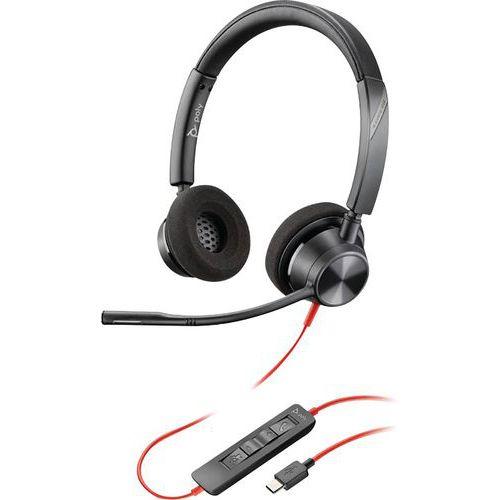 Auscultadores USB-C BW3320 com 2 auriculares