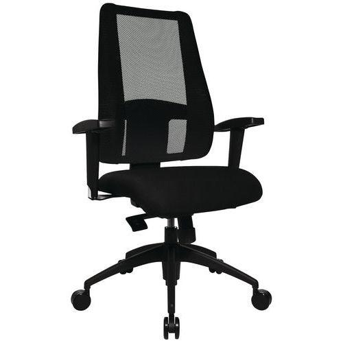 Cadeira de escritório – Lady Sitness Deluxe – base preta