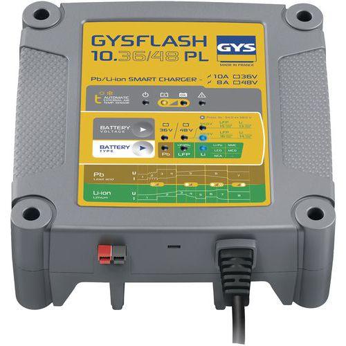 Carregador de bateria – Gysflash 10.36/48 PL – Gys