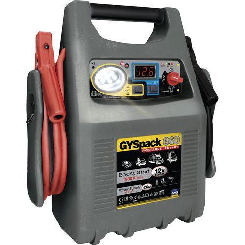 Arrancador autónomo – Gyspack 660 – Gys