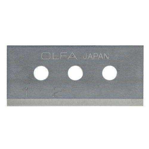 Estojo de 10 lâminas para faca de segurança SKB-10 – Olfa