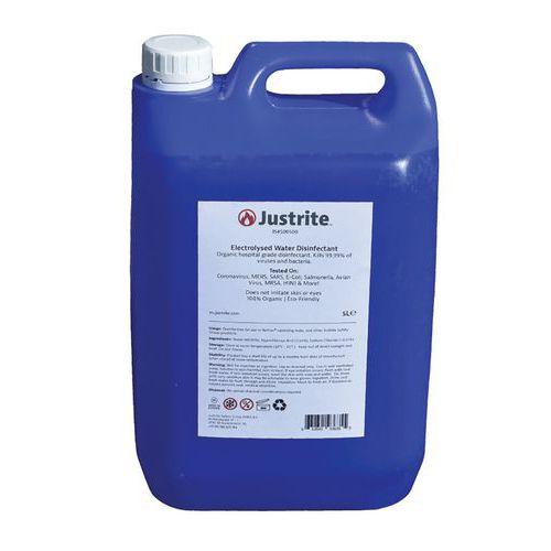 Gel hidroalcoólico para tapete desinfetante
