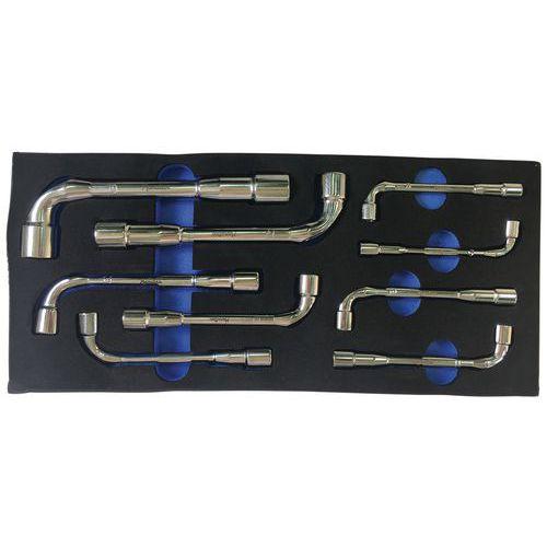 Módulo de 1/3 com 9 chaves de cachimbo – Manutan