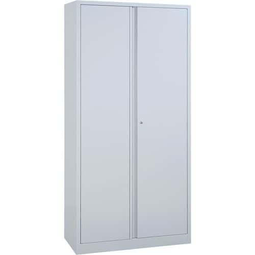 Armário monobloco com portas rebatíveis compacto - Altura 180 cm