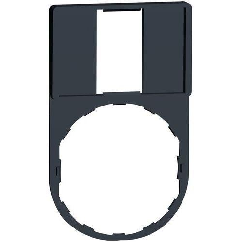Harmony – porta-etiquetas plano de 30x50 para etiquetas de 18x27