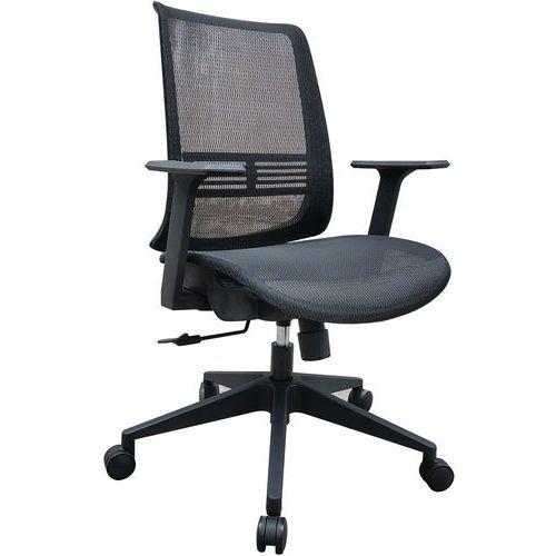 Cadeira de escritório Lena – preto